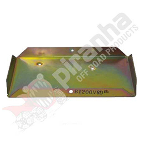 Battery Tray To Suit Landcruiser 200 Series 2009 - 2015 1VD-FTV - 4.5Ltr V8 TDI - Drivers Side Replacement Australian Made
