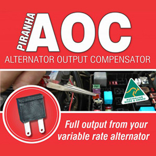 AOC - Alternator Output Compensator