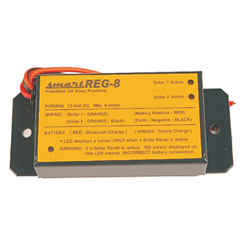 Smart Reg 8 - Solar Panel Regulator
