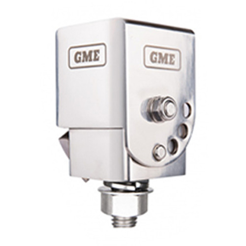 GME - Fold-down Antenna Mounting Bracket (Silver)