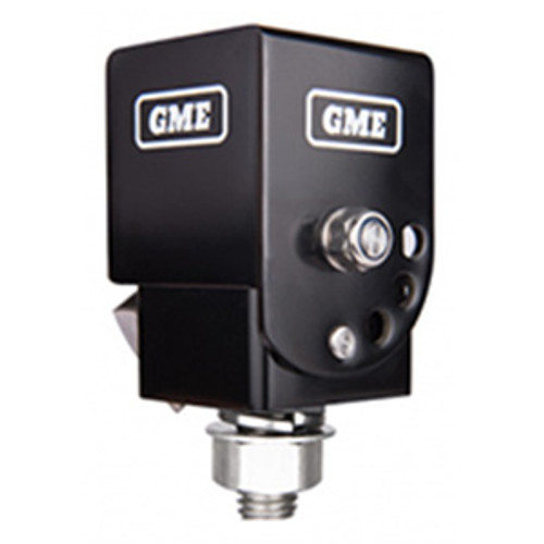 GME - Fold-down Antenna Mounting Bracket (Black)