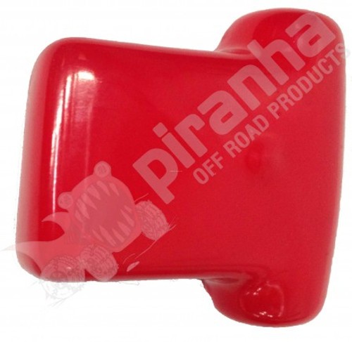 Battery Terminal Covers - Short (Red or Black)