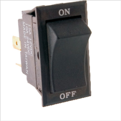 Knock-Out Switch