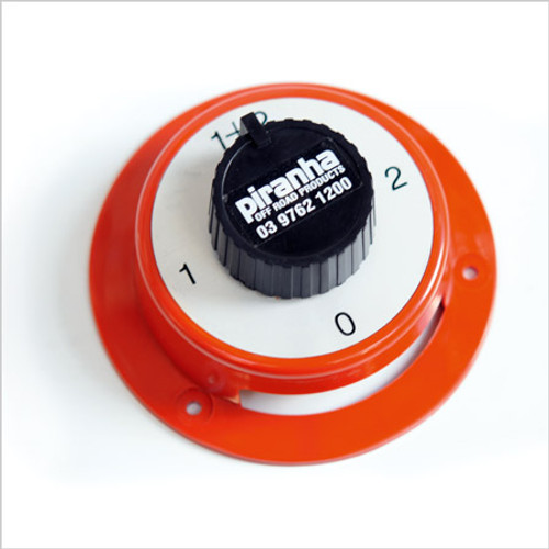 Marine 3 Way Switch (Heavy Duty)