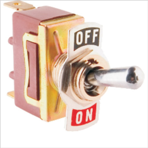 Toggle Switch - Stainless Steel (DBTS)