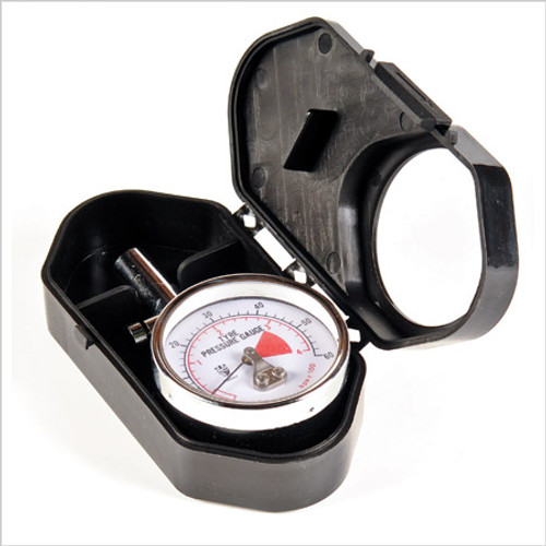 Air Gauge - Hand held. (PSI and Bar)