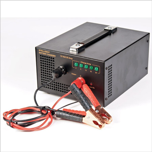 Battery Charger Automatic - 20 Amp