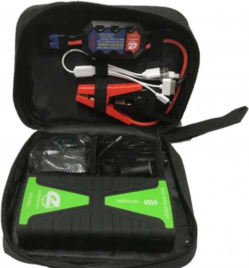 Lithium-ion Multi Function Jump Starter - Extra Heavy Duty