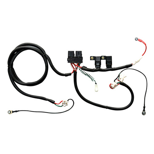 Super Loom To Suit Toyota Landcruiser 70 series V8 includes double circuit completer