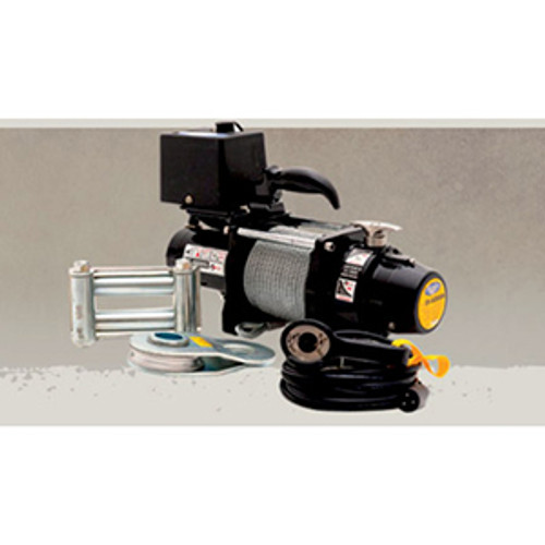Premier Electric Winch 6,000lb - 12 Volt