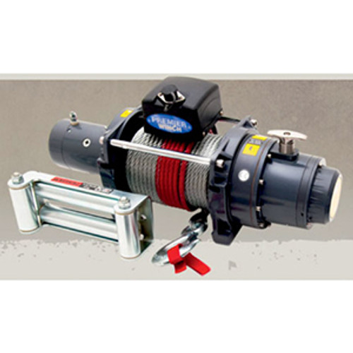 Premier Electric Winch 12,000lb - 24 Volt