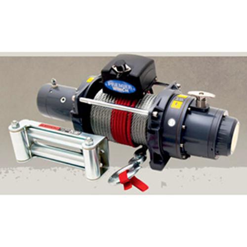 Premier Electric Winch 15,000lb - 24 Volt