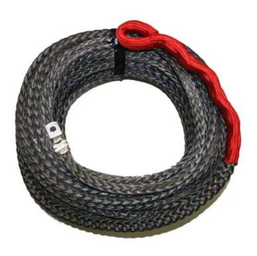 Winch Rope Grey Hi-Spec 40M