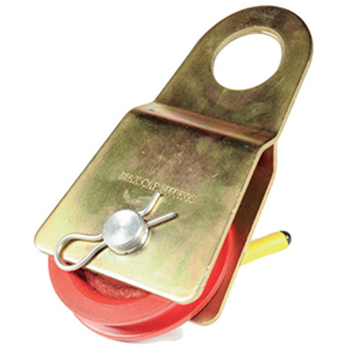 Heavy Duty Scissor Action Snatch Block