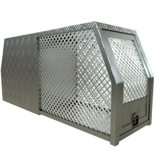 Cross Deck Dog Cage/Box Combo