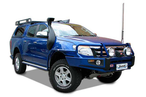 Safari 4X4 Snorkel for the Ford Ranger - PX Wildtrack & XLT