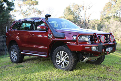 Safari 4X4 Products for the Ford Everest - 3.2L Diesel 08/2015 Onwards V-Spec