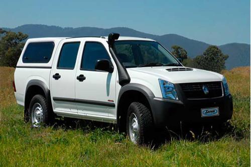 Safari 4X4 Snorkel for the GM/Isuzu D-Max 10/2008 - 05/2012 3.0L Diesel