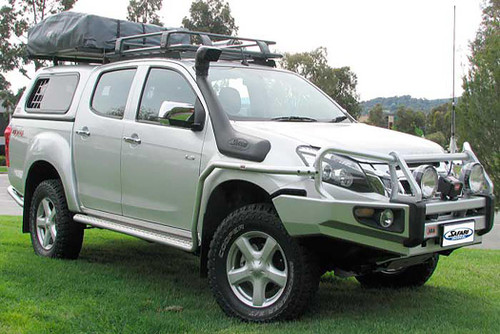 Safari 4X4 Snorkel for the GM/Isuzu D-Max/MU-X 06/2012 Onwards 3.0L Diesel