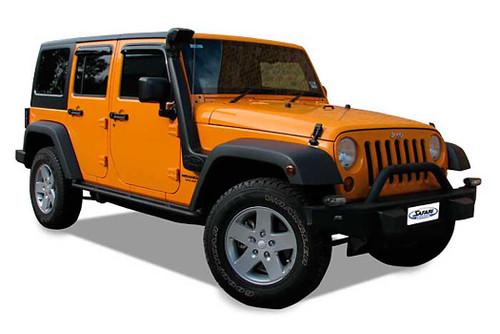 Safari 4X4 Snorkel for the Jeep Wrangler JK 3.6L V6 Pentastar