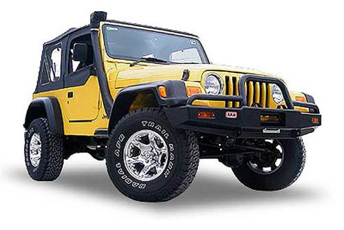 Safari 4X4 Snorkel for the Jeep Wrangler TJ 10/1999 - 10/2006 4.0L Petrol