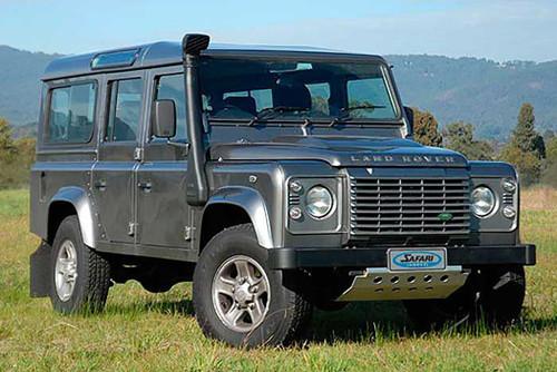 Safari 4X4 Snorkel for the Land Rover Defender TD4 10/2007 Onwards 2.4L Diesel