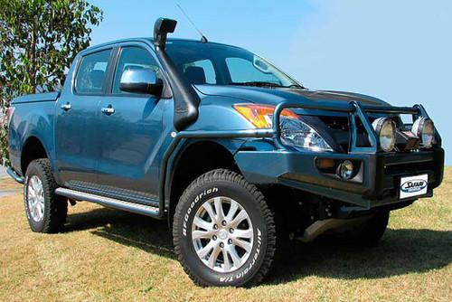 Safari 4X4 Snorkel for the  Mazda BT-50 08/2011 Onwards 3.2L Diesel