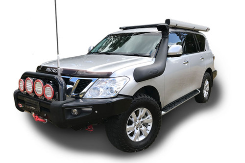 Safari 4X4 Products for the Nissan Patrol Y62 02/2010 Onwards