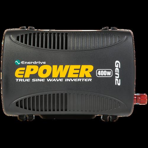 Enerdrive ePower 400W True Sine Wave Inverter