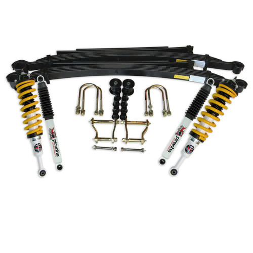 Complete Suspension Lift Kit to suit Mitsubishi Triton – MQ, MR 2015 to Current