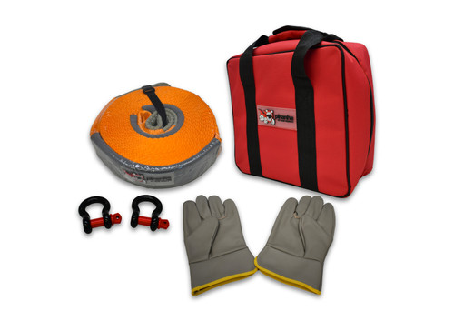Recovery Kit - 5 Piece With Bag