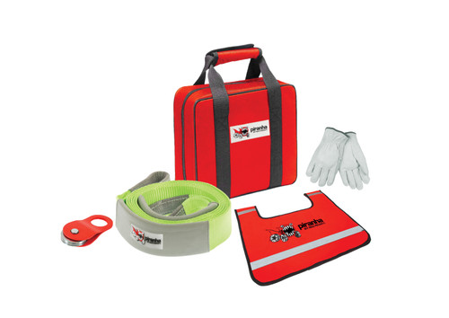 Winch Kit - 5 Piece With Bag