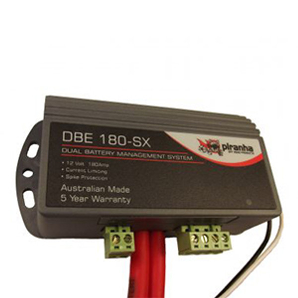 Dual Battery Management System - DBE180-SX