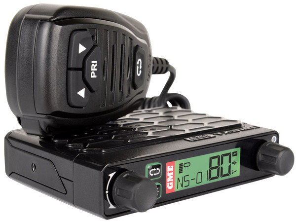 GME TX3120S Super Compact UHF CB with ScanSuite