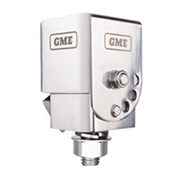 GME - Fold-down Antenna Mounting Bracket (Silver)