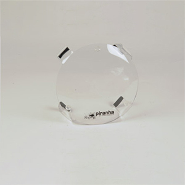 Piranha Clear Covers to suit IPF 900 series - Round (pair)
