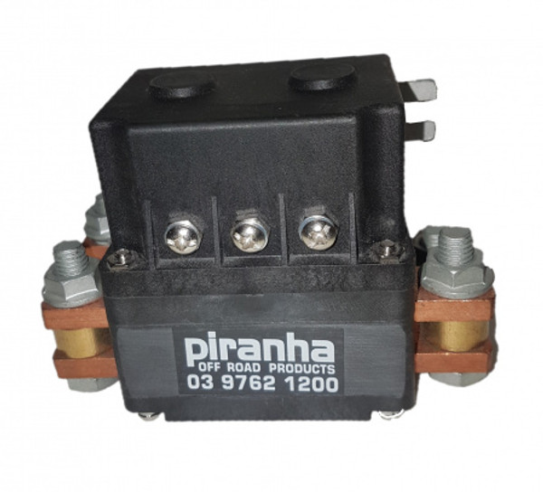 Winch Contactor Pack - Budget