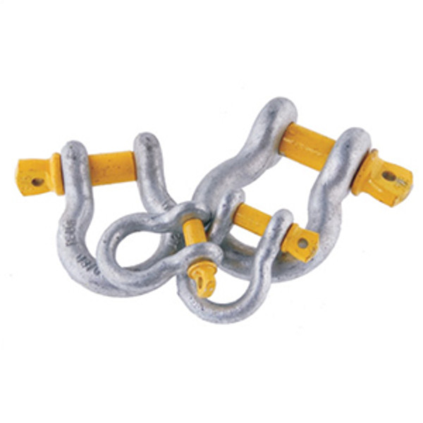 Rated Bow Shackles - 1.5 ton