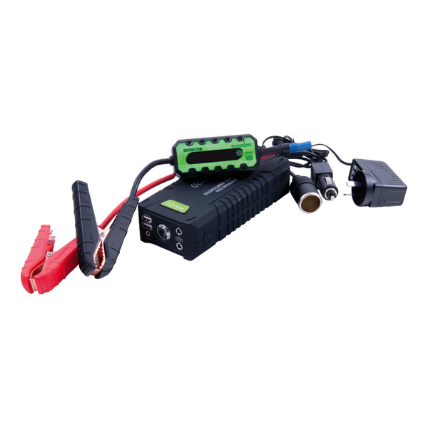 Lithium-ion Multi Function Jump Starter - Extra Heavy 1400A CCA