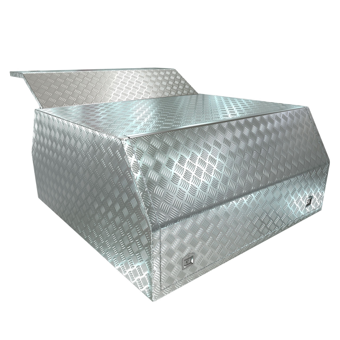 Aluminium Part Tray Canopies - 2 door