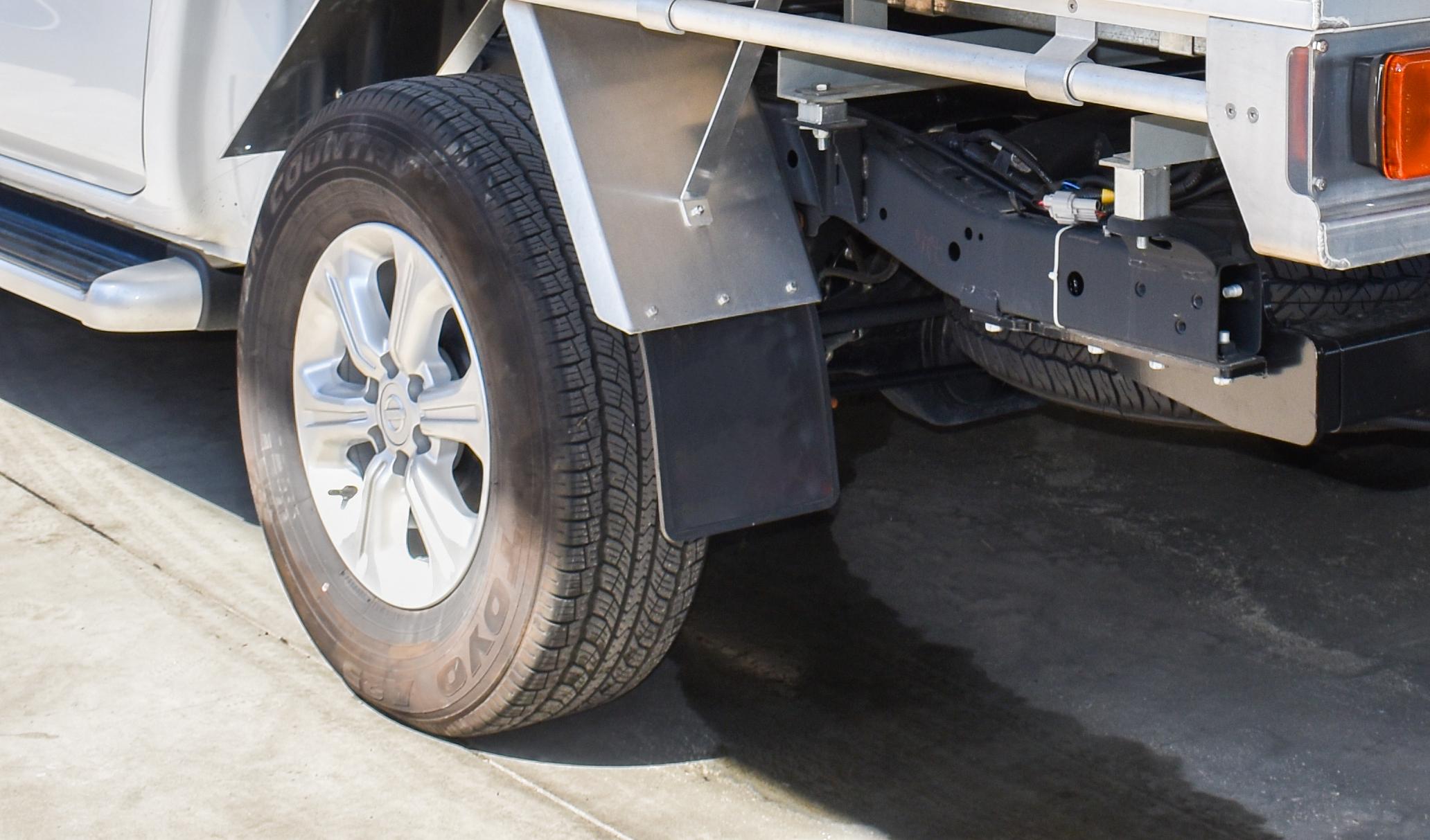 Premium Aluminum Tray
