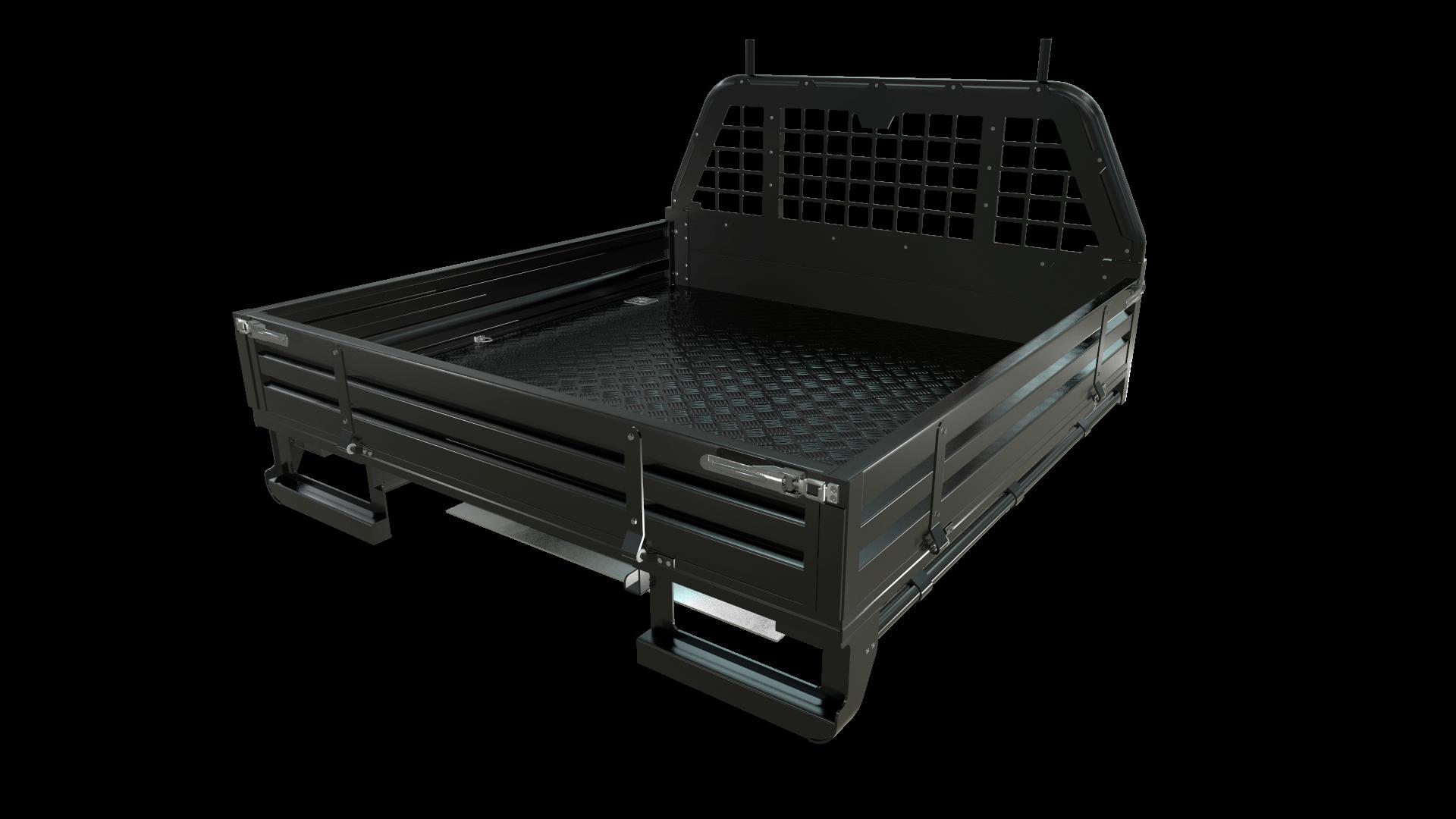 Premium Aluminium Tray