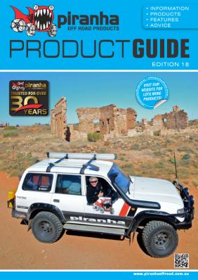 Piranha Product Guide