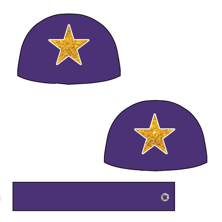 Bourne Bombshells Helmet Covers