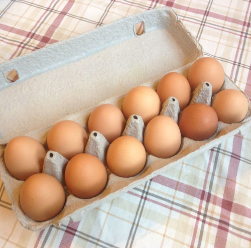 Eggs - By the Dozen