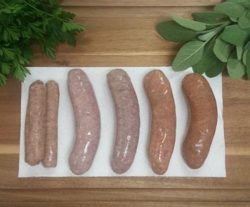 Pork - Sausage (Cased)