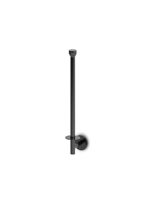 JEE-O bloom wall mounted spare roll / paper towel holder in PVD gun metal stainless steel