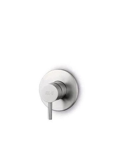 JEE-O slimline mixer 01 wall mounted stainless steel tub/shower valve with single lever mixer