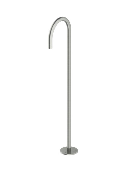 Archie AR076 316 Stainless Steel Freestanding Bath Spout