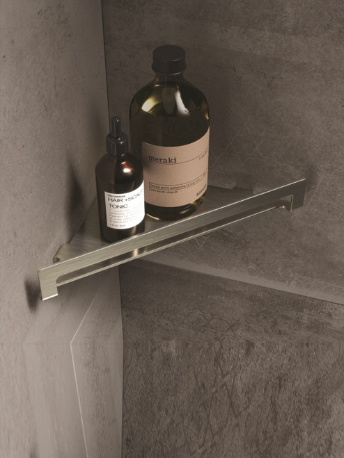 Archie ARA21 Stainless Steel Corner Shelf